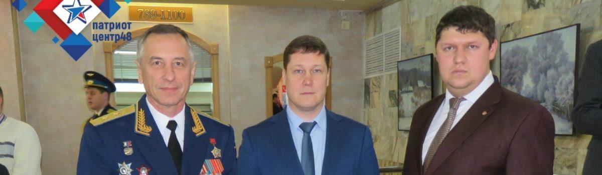 С Днём рождения Виктор Алексеевич!