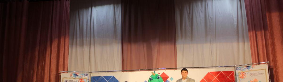 Торжественная церемония награждения победителей областного видео-конкурса юных чтецов «Мы о войне стихами говорим»