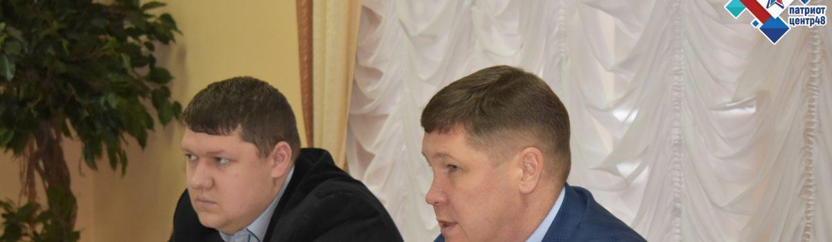 Семинар-совещание на тему: «Совершенствование патриотической работы в рамках организации областных военно-спортивных мероприятий»